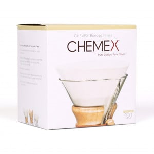 Chemex filters for 6, 8 and 10 cups carafe
