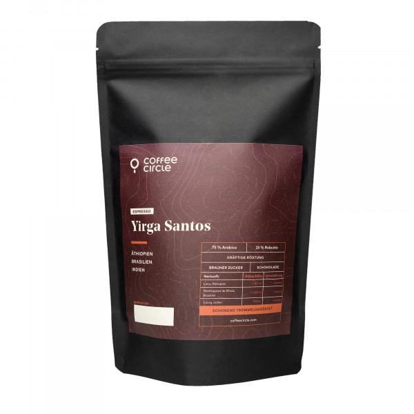 Espresso Yirga Santos