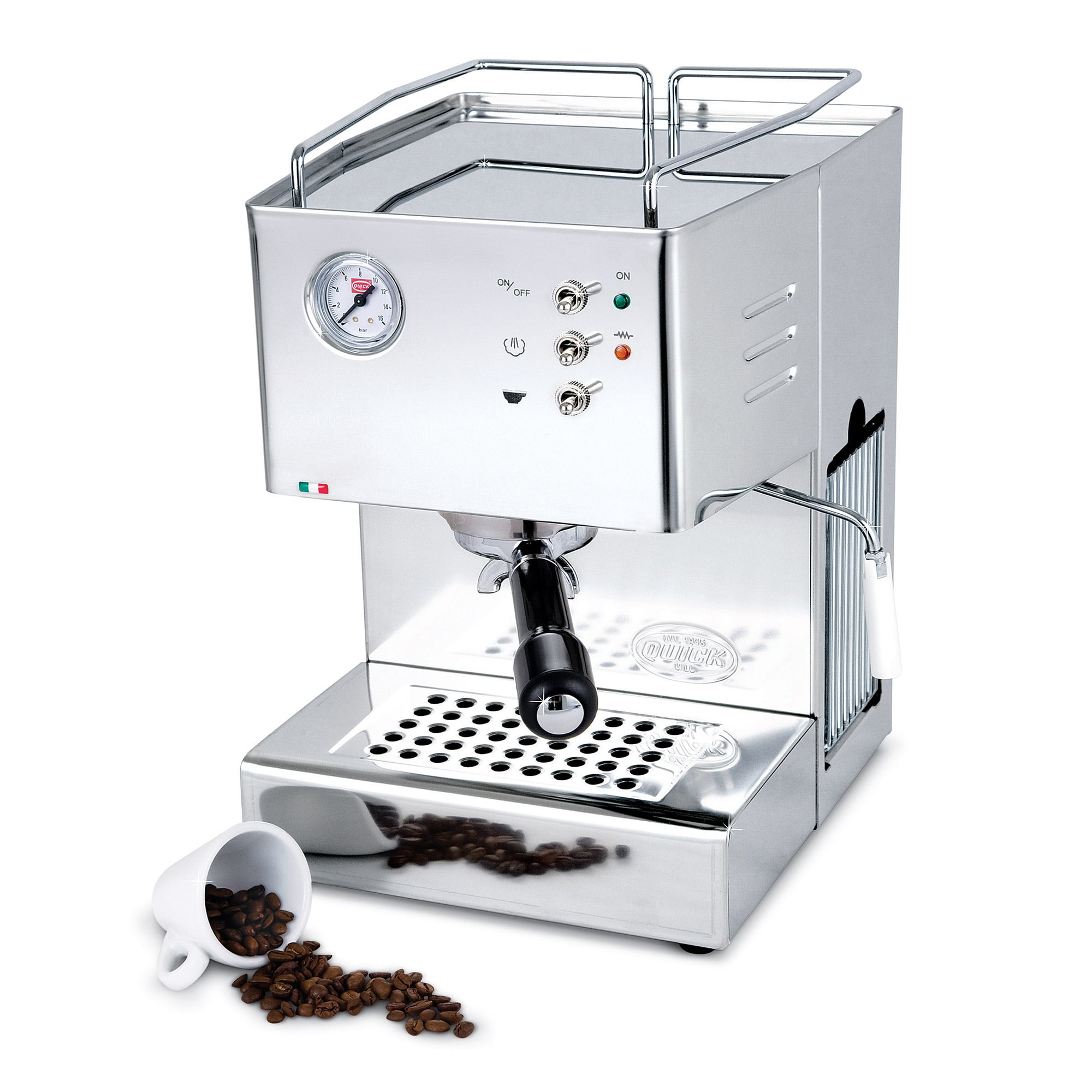 quickmill orione 3000 espressomaschine online kaufen coffee circle. Black Bedroom Furniture Sets. Home Design Ideas