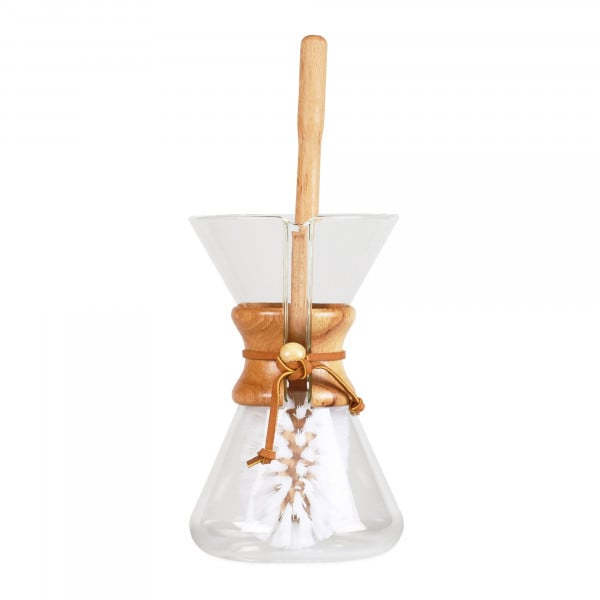 Chemex Bürste für Kaffeekaraffe