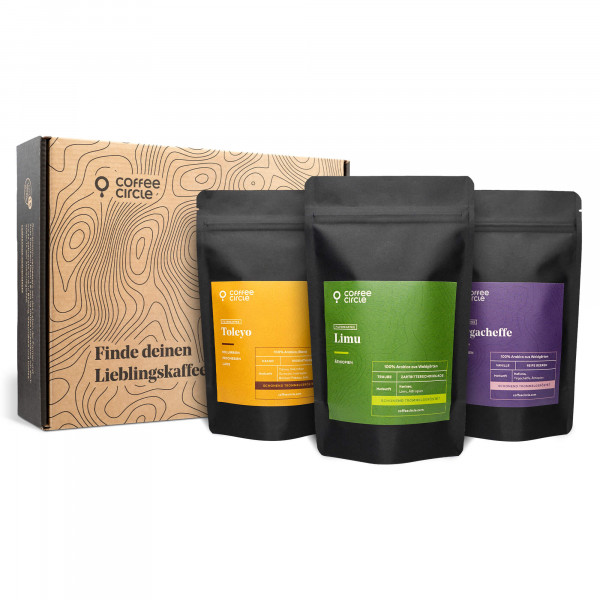 Mini Tasting Pack Filter Coffee