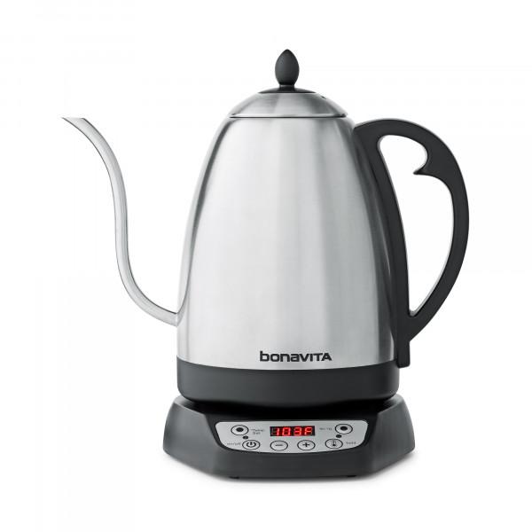 Bonavita - Wasserkocher mit Temperatureinstellung - 1,7 Liter - gut