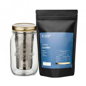 Brewjar & Cold Brew Coffee Set