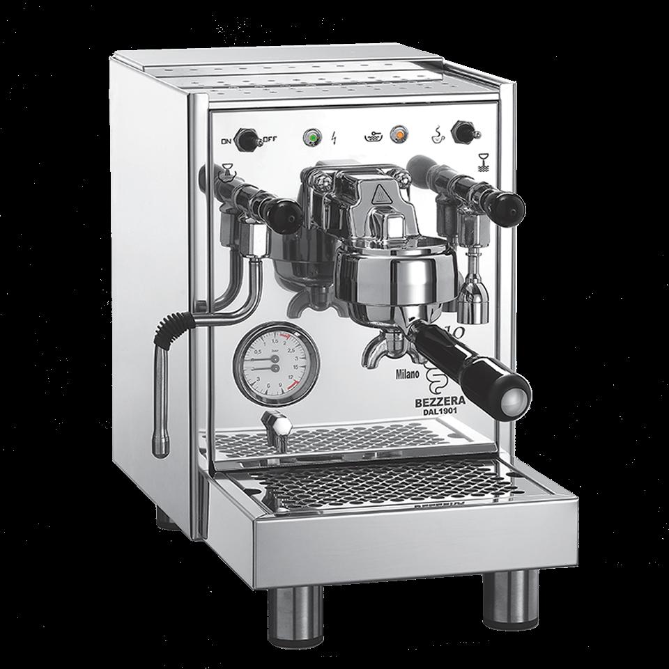 bezzera bz10 s pm espressomaschine online kaufen coffee. Black Bedroom Furniture Sets. Home Design Ideas