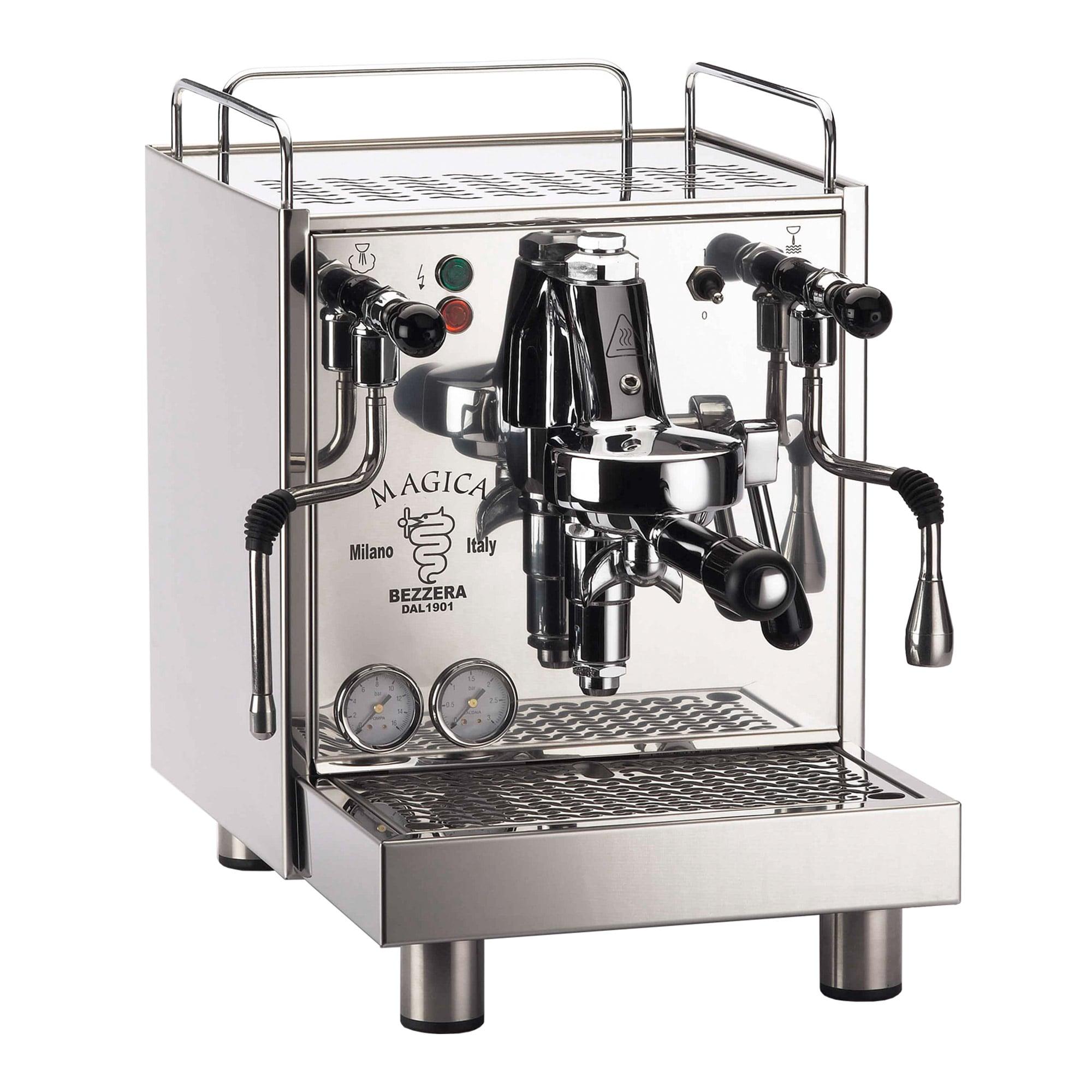 bezzera magica s espressomaschine online kaufen coffee circle. Black Bedroom Furniture Sets. Home Design Ideas