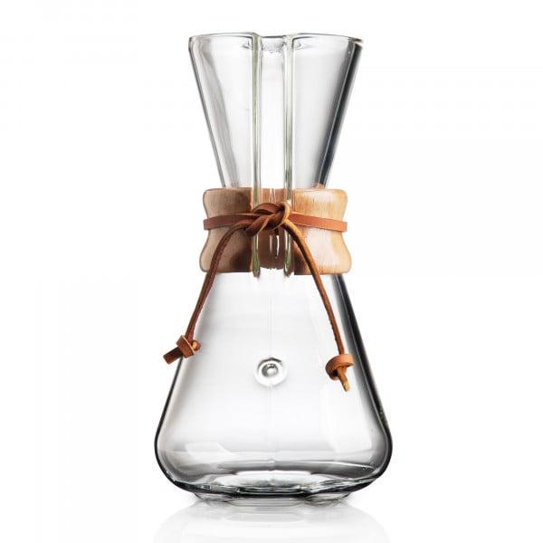 Chemex mundgeblasen - für bis zu 3 Tassen - wie neu