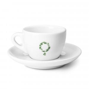 Coffee Circle Cappuccino Cup