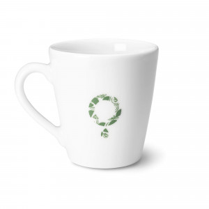 Coffee Circle Filter Coffee Cup