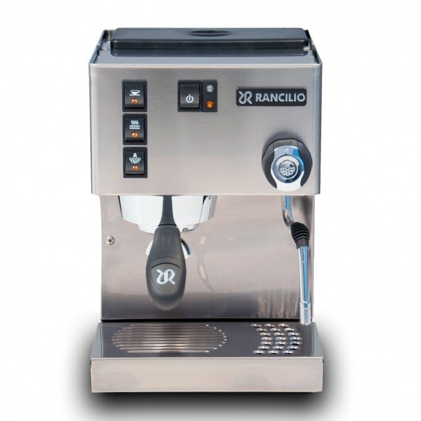 Rancilio Silvia Espressomaschine - gut
