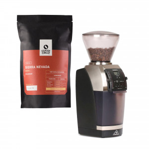 Mahlkönig Vario Home V3 & Kaffee im Set