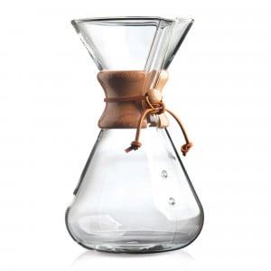 Chemex-Kaffeekaraffe mundgeblasen