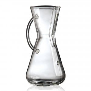 Chemex Coffee Carafe with Glass Handle