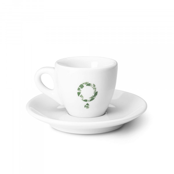 Coffee Circle Espresso Cup