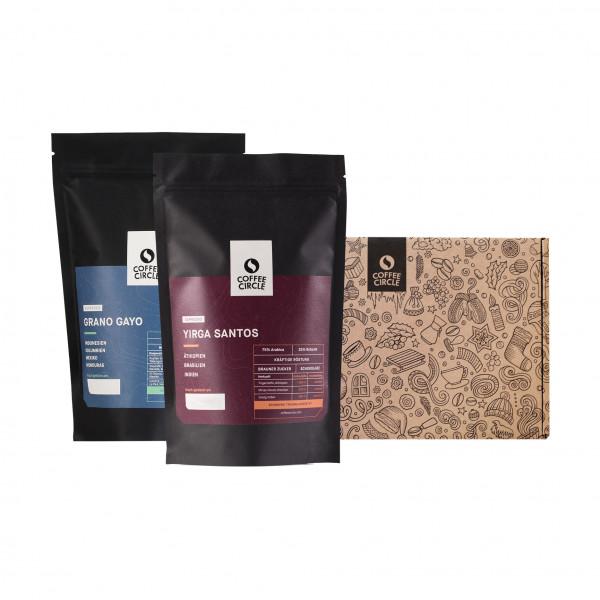 Espresso Set ganze Bohne nach Wahl