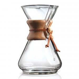 Chemex-Kaffeekaraffe