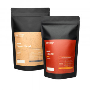 Espresso Set - Whole Beans of Your Choice