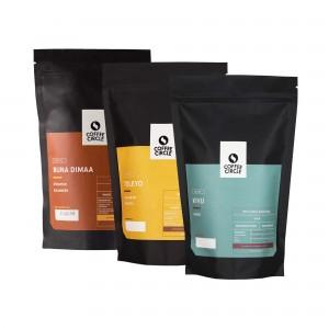 Filterkaffee Dreierpack