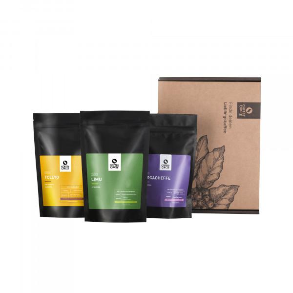 Tasting Pack: Filter Coffee