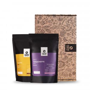 Filterkaffee Set gemahlen nach Wahl