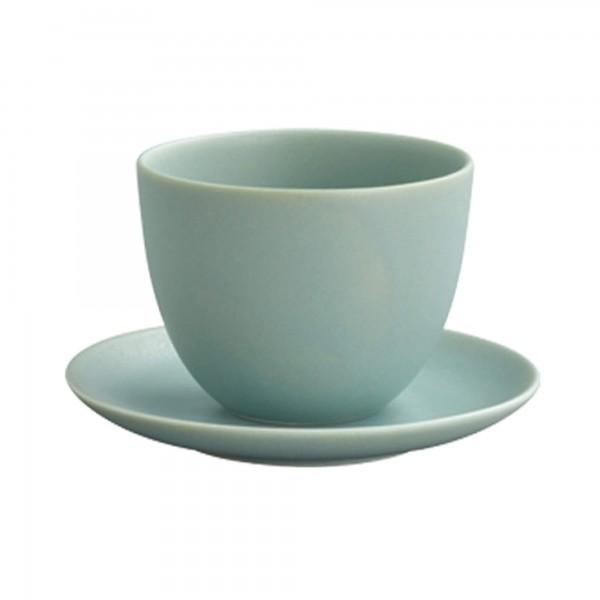 Kinto Pebble Kaffeebecher & Untertasse