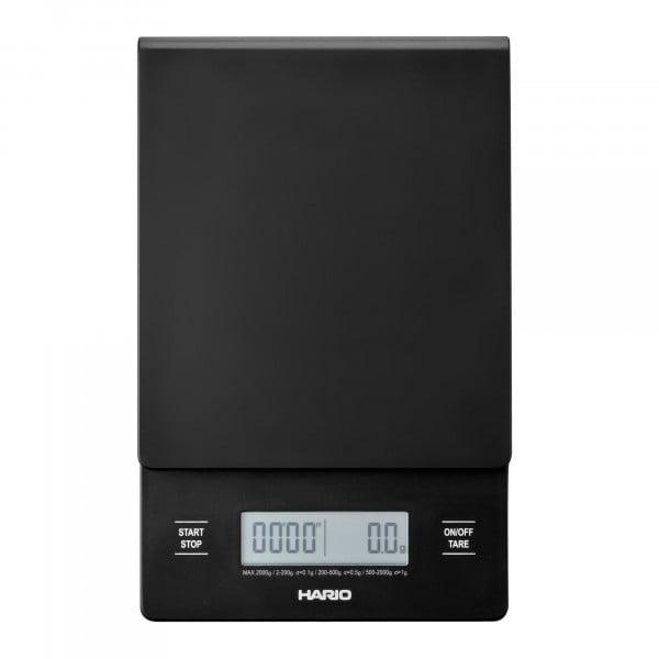 Hario V60 Drip Scale - Waage mit Stoppuhr